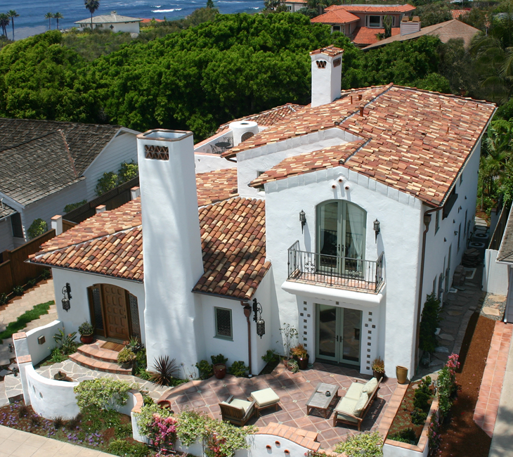 Spanish Colonial  Revival 1
