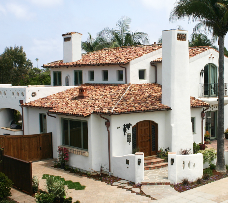 Spanish Colonial Revival Spanish Colonial Revival In The Genre Of